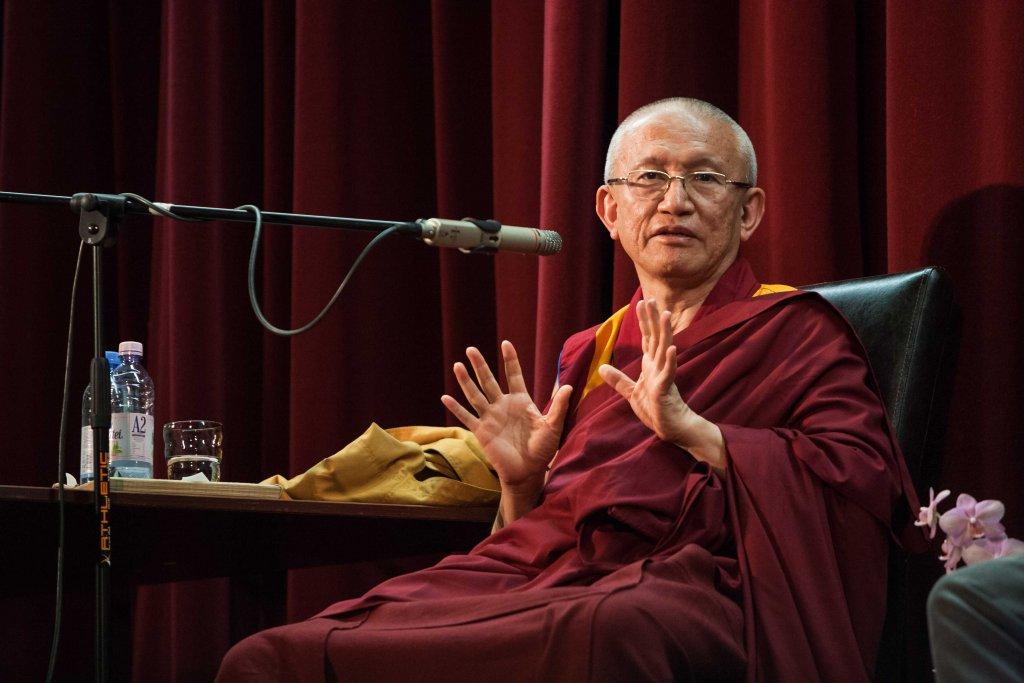 Gonsar Rinpoche la Bucuresti