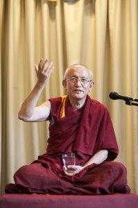Gonsar Rinpoche poza