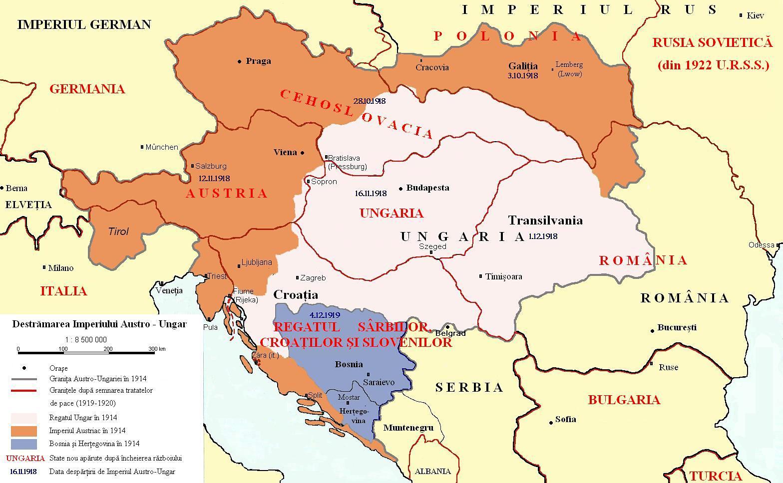 dezintegrarea_austro-ungariei