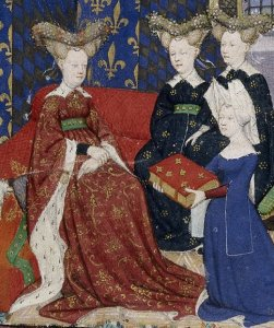 Christine de Pizan și Regina Isabeau de Bavaria