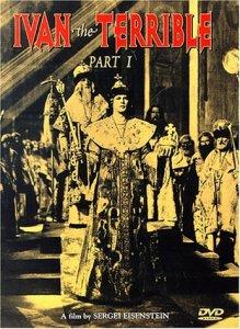 Ivan the Terrible - Part I (1944) DVD