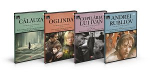 Set DVD Mosfilm Andrei Tarkovski