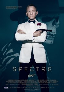 Afis James Bond SPECTRE