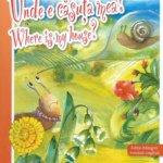 Cărți pentru copii: Unde e căsuța mea?, de Claudia Marinescu