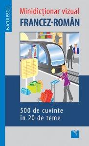 COVER Minidictionar Vizual Francez-Roman [2016]
