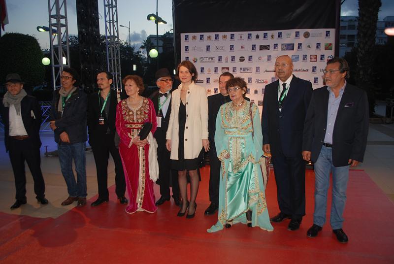 Festival-de-Rabat-2016_presedinte juriu Cristina Flutur