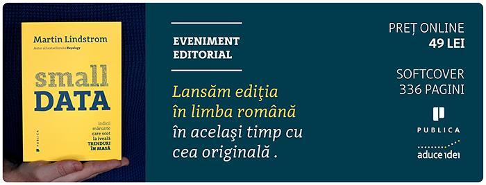 Publica_SMALL DATA_eveniment editorial