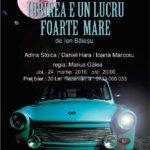 Spectacole Teatrul Arte dell Anima: săptămâna 21-27 martie