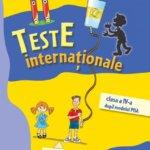 Cărți pentru copii: Teste internaționale, clasa a IV-a