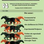 Revista presei culturale (mai 2016)