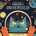 """Concurs: Câștigă cartea """"Profesorul Astro Cat și frontierele universului"""", oferită de Editura Pandora M! – ÎNCHEIAT!"""