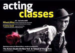 curs actorie vizual