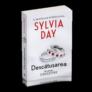 Crossfire 5 Descatusarea, Sylvia Day (ed 2016) 3D from above