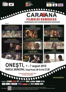 afis Caravana la Onesti 2016 web