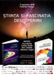 07.09.2016 - Afis-Stinta si fascinatia descoperirii