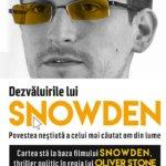"""Concurs: Câștigă una dintre cele trei cărți """"Dezvăluirile lui Snowden. Povestea neştiută a celui mai căutat om din lume"""", de Luke Harding! – ÎNCHEIAT!"""