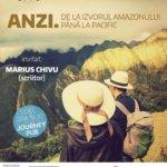 TRIP TALKS #26: Anzi. De la izvorul Amazonului până la Pacific | cu Marius Chivu, scriitor