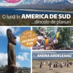 TRIP TALKS #28: O lună în America de Sud… dincolo de planuri   cu Andra Ardeleanu
