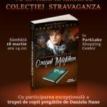 Romanul fantastic de aventuri Călătorie magică în Oraşul Măştilor, primul din seria Stravaganza, va fi lansat în 18 martie şi în România