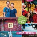 TRIP TALKS #29: 3 luni în Asia de Sud Est, 2 călători, 1 cuplu, cu Irina și Guilhem, călători