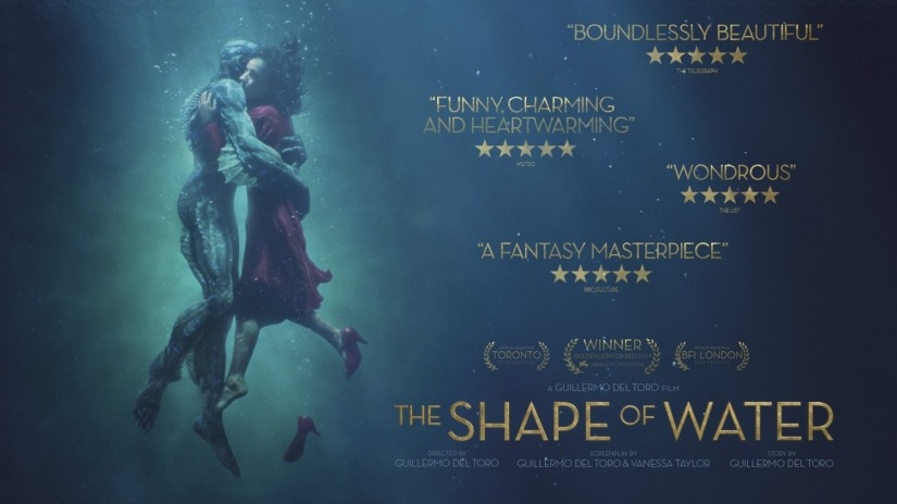 Calendar Quotes From The Shape Of Water : Filme pe scurt the shape of water recenzii